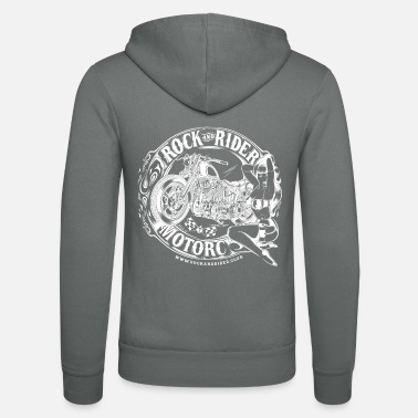 Rock And Rider rock and rider motorcycles - Chaqueta con capucha unisex
