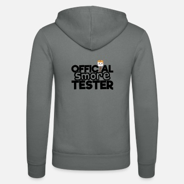 Official S'more Tester - Unisex Zip Hoodie