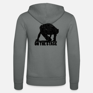 Stage ON THE STAGE - Unisex Zip Hoodie