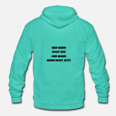 Occasion Cool sayings for every occasion - Unisex Hooded Jacket by Bella + Canvas