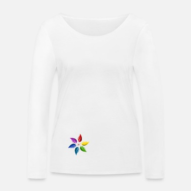 Dare dare the color - Women's Organic Longsleeve Shirt by Stanley & Stella