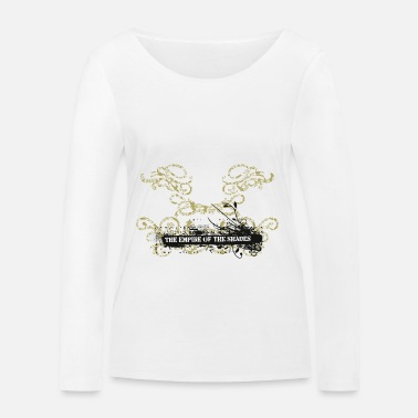 Shade The empire of the shades - Women's Organic Longsleeve Shirt