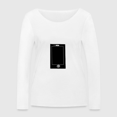 Mobile mobile - Women's Organic Longsleeve Shirt by Stanley & Stella