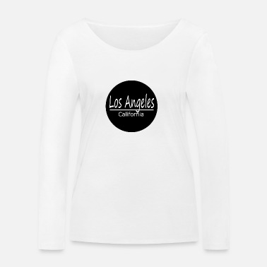 Los Angeles Los Angeles - T-shirt manches longues bio Stanley & Stella Femme