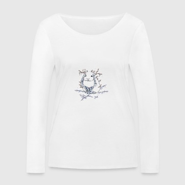 Winter-Bunny - Women's Organic Longsleeve Shirt by Stanley & Stella