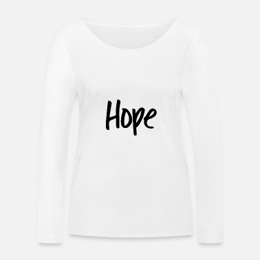 Hope - T-shirt manches longues bio Stanley & Stella Femme