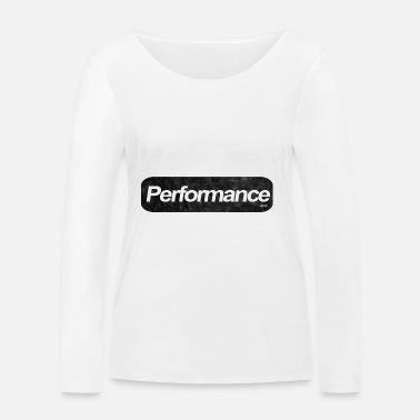 Performance PERFORMANCE VINTAGE - Women's Organic Longsleeve Shirt by Stanley & Stella
