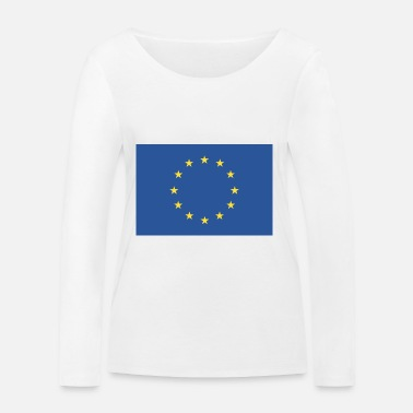 Europe Europe - T-shirt manches longues bio Stanley & Stella Femme