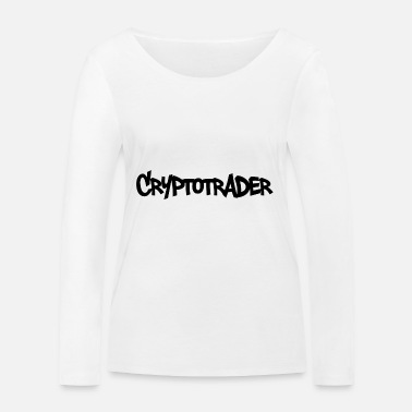 Tradition Trader Crypto - T-shirt manches longues bio Stanley & Stella Femme