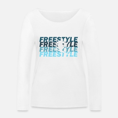 Freestyle Freestyle - T-shirt manches longues bio Femme
