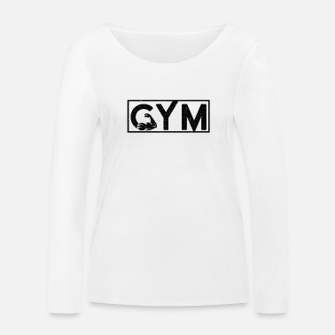 Bestseller Fitness Bestseller Gym - T-shirt manches longues bio Femme