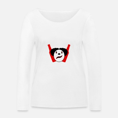 Clown clown - Women's Organic Longsleeve Shirt