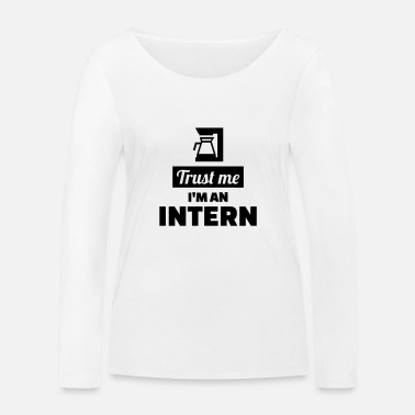 International Intern - Women's Organic Longsleeve Shirt