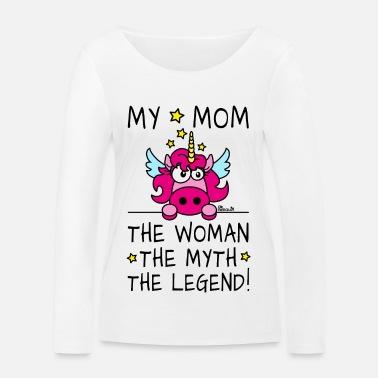 T-shirt manches longues bio Femme 0a1f35e608b