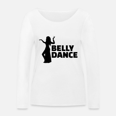 Belly Belly dance - Women's Organic Longsleeve Shirt