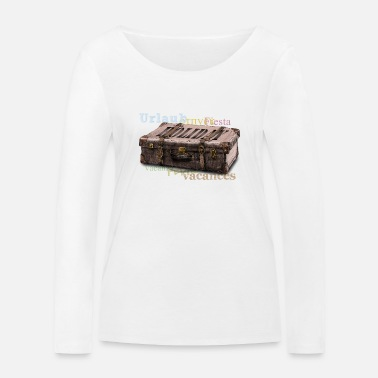 Holiday holiday - Women's Organic Longsleeve Shirt