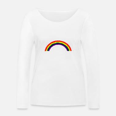rainbow - Women's Organic Longsleeve Shirt