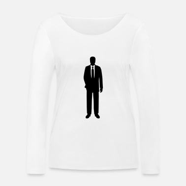 Costume Costume - T-shirt manches longues bio Femme
