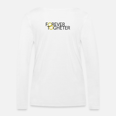 Wedding Contest Forever Togheter (wedding contest) - Women's Organic Longsleeve Shirt