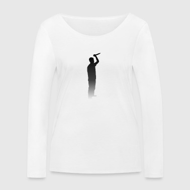 A Killer With A Knife - Women's Organic Longsleeve Shirt by Stanley & Stella