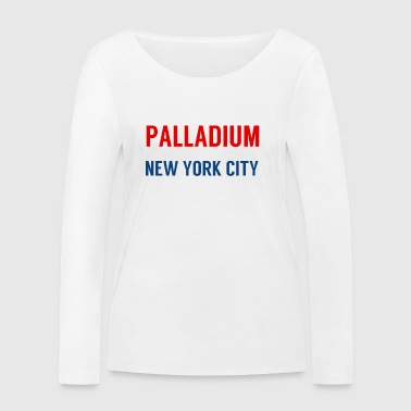 Palladium 1698 Broadway New York City - Frauen Bio-Langarmshirt von Stanley & Stella