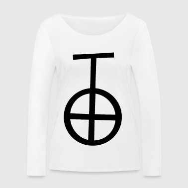 Outspoken 'Occult of Black Magic' - Women's Organic Longsleeve Shirt by Stanley & Stella
