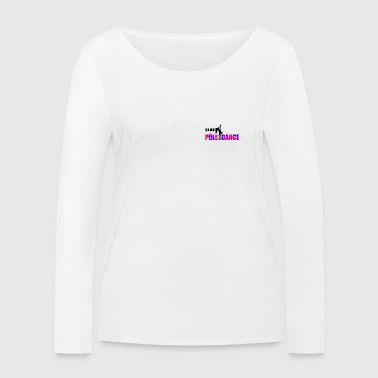POLE DANCE - Women's Organic Longsleeve Shirt by Stanley & Stella