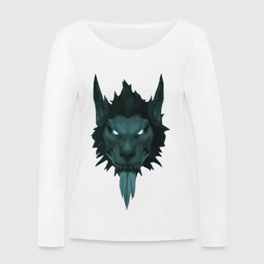 Be the Wolf - Women's Organic Longsleeve Shirt by Stanley & Stella