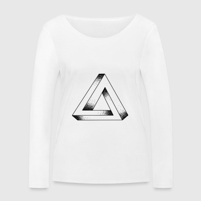 TRIANGLE ENDLESS - T-shirt manches longues bio Stanley & Stella Femme