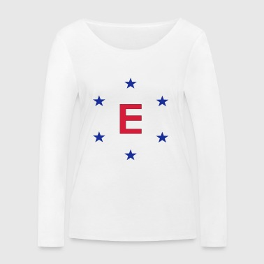 Ensign sailing class - Women's Organic Longsleeve Shirt by Stanley & Stella