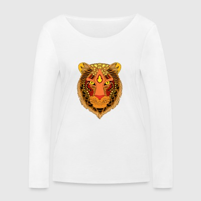 tigre - T-shirt manches longues bio Stanley & Stella Femme