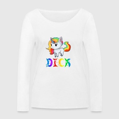 Unicorn Dick - Women's Organic Longsleeve Shirt by Stanley & Stella