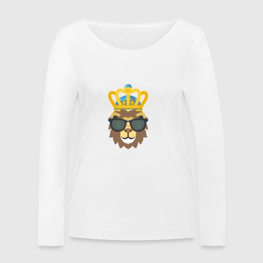 King of the Jungle - Women's Organic Longsleeve Shirt by Stanley & Stella