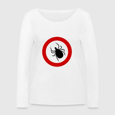Attention ticks - Women's Organic Longsleeve Shirt by Stanley & Stella