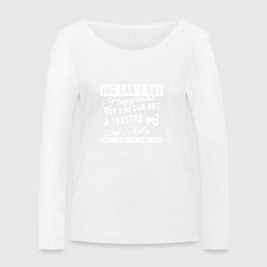 Tractor T-Shirt You can buy tractor - Women's Organic Longsleeve Shirt by Stanley & Stella
