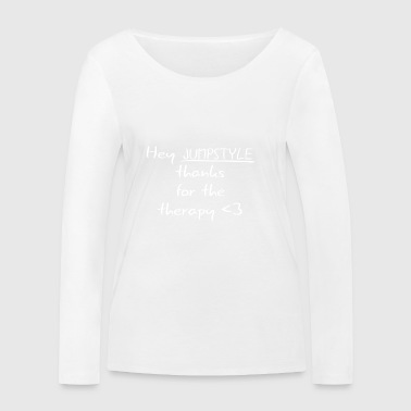 JUMPSTYLE - T-shirt manches longues bio Stanley & Stella Femme