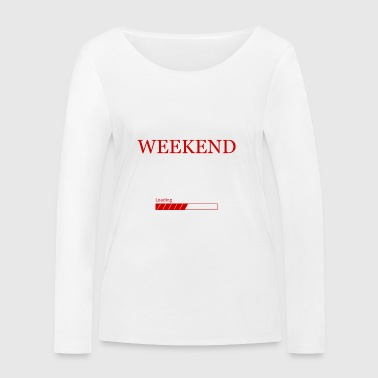 weekend - T-shirt manches longues bio Stanley & Stella Femme