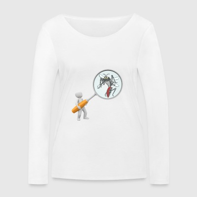 Loupe - MOSQUITO (H) - T-shirt manches longues bio Stanley & Stella Femme