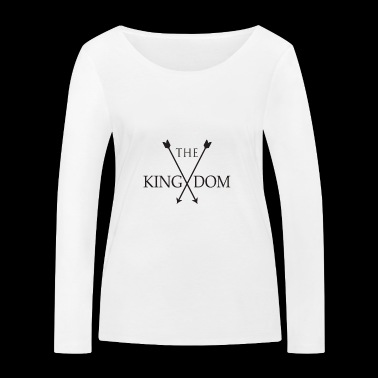 The Kingdom - Women's Organic Longsleeve Shirt by Stanley & Stella