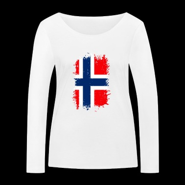Norway - Women's Organic Longsleeve Shirt by Stanley & Stella