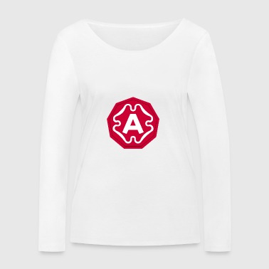 US Ninth Army patch - Women's Organic Longsleeve Shirt by Stanley & Stella
