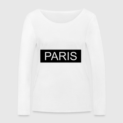 Paris - Women's Organic Longsleeve Shirt by Stanley & Stella