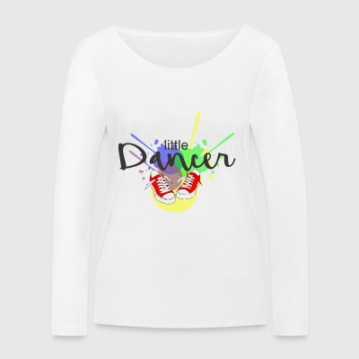 little dancer - Women's Organic Longsleeve Shirt by Stanley & Stella