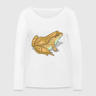 grenouille - T-shirt manches longues bio Stanley & Stella Femme