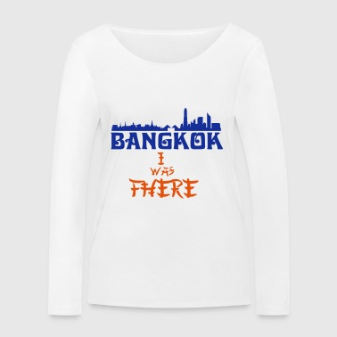 I Was There Bangkok - Women's Organic Longsleeve Shirt by Stanley & Stella