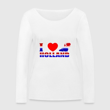 HOLLAND - Women's Organic Longsleeve Shirt by Stanley & Stella