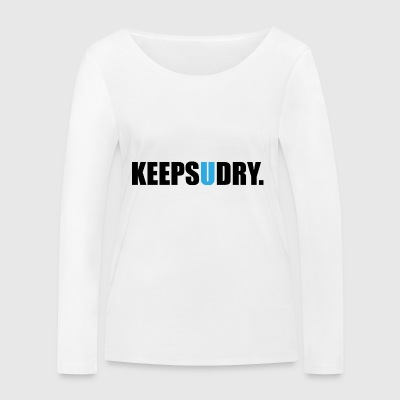 keepsudry - T-shirt manches longues bio Stanley & Stella Femme