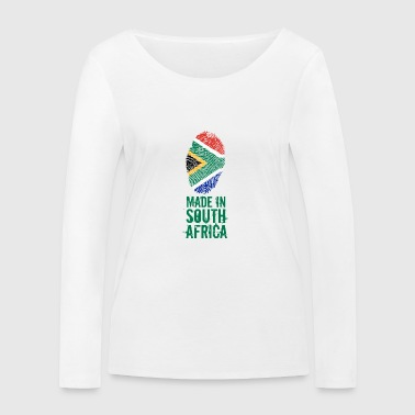 Made In South Africa / South Africa - Women's Organic Longsleeve Shirt by Stanley & Stella