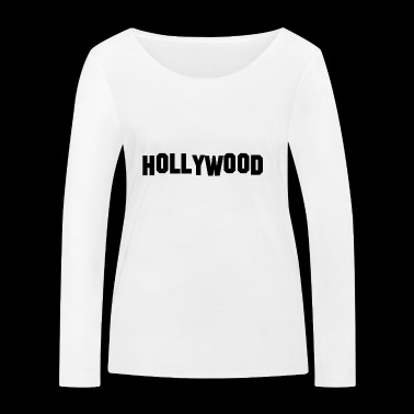 HOLLYWOOD gift idea - Women's Organic Longsleeve Shirt by Stanley & Stella