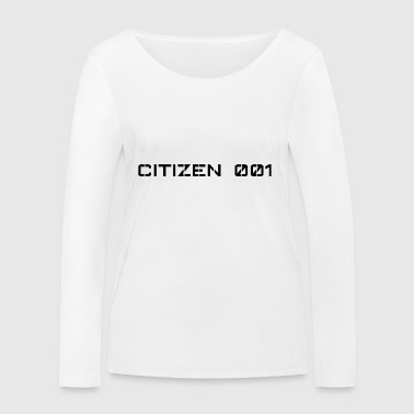CITIZEN 001 - Women's Organic Longsleeve Shirt by Stanley & Stella